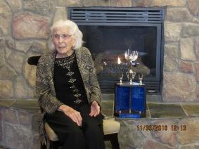 2017 American Spirit Award: Tillie Shaw