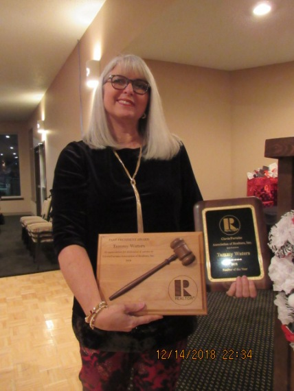 2018 CPAR REALTOR® of the year: Tammy Waters