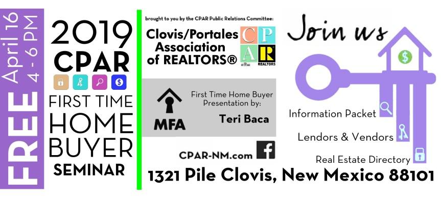 Free – Public – Home BuyersSeminar